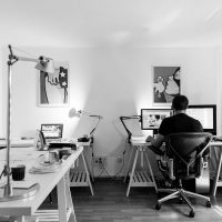 Comment bien aménager son bureau au travail ?
